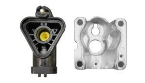 Купить корпус помпы для минимоек Karcher серии K4 у Дилера в Екатеринбурге 9.002-010.0
