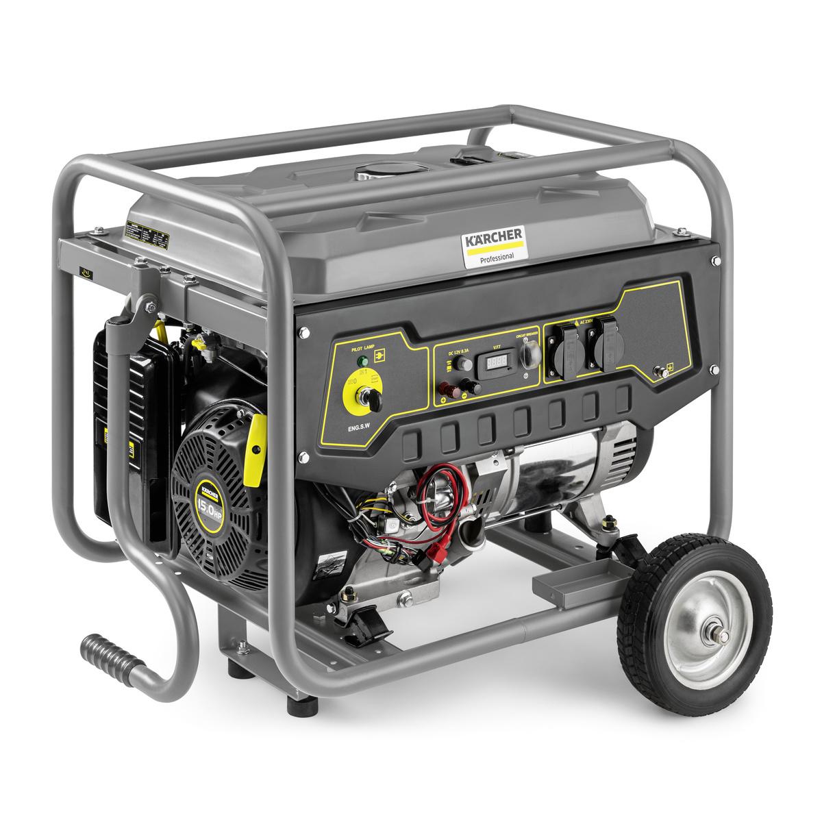 Бензиновый генератор Karcher PGG 3/1 купить в Екатеринбурге у оф. дилера: цена, инструкция, характеристики