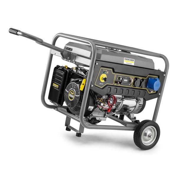 Бензиновый генератор Karcher PGG 6/1 купить в Екатеринбурге у оф. дилера: цена, инструкция, характеристики